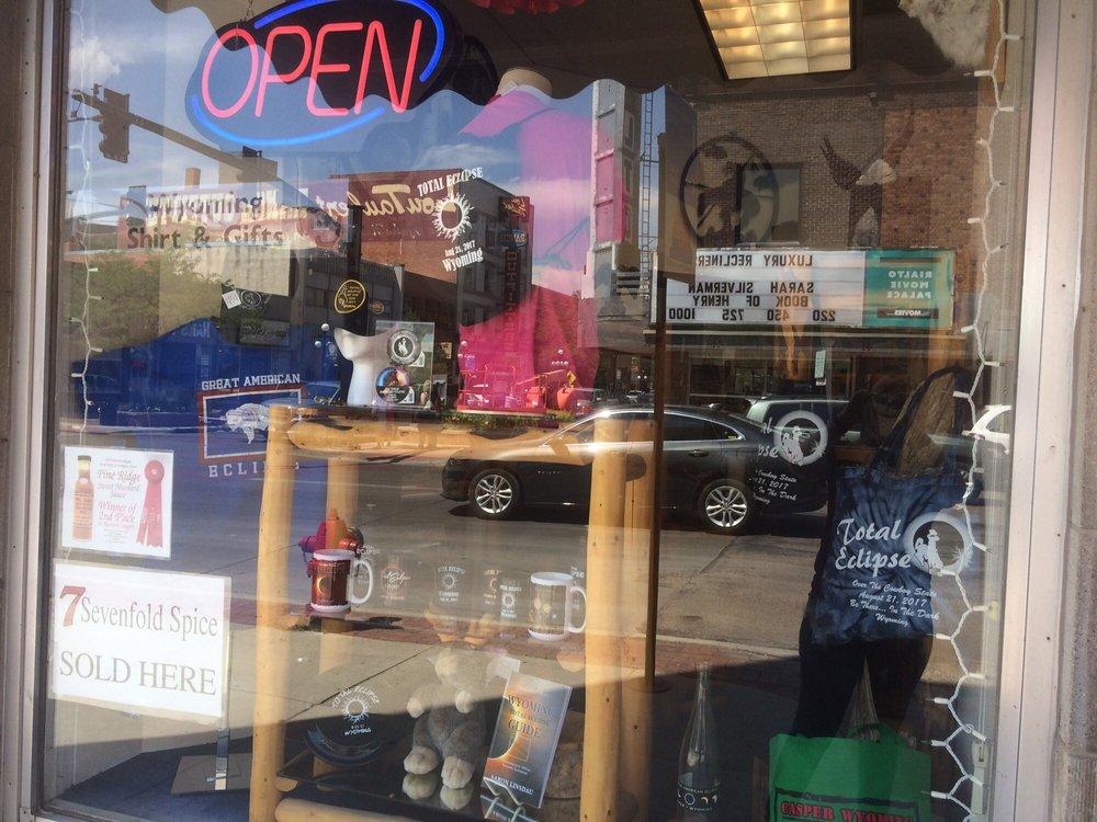Wyoming Shirt & Gift: 166 S Center St, Casper, WY