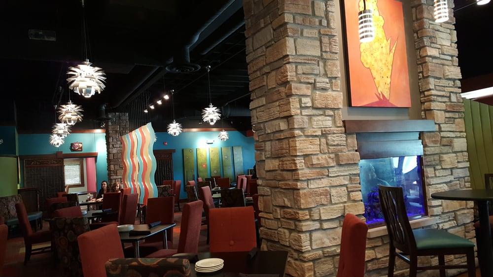 Asiatisches Restaurant Zeder Rapdis Iowa