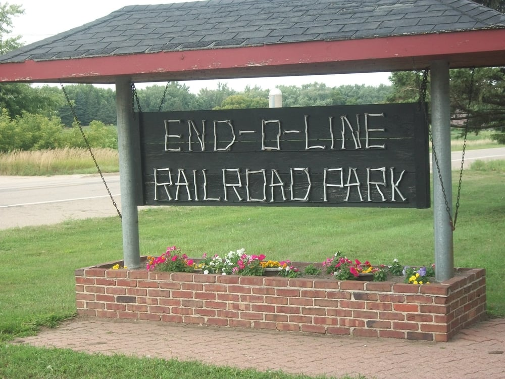 End-O-Line Railroad Park & Museum: 440 Mill St, Currie, MN