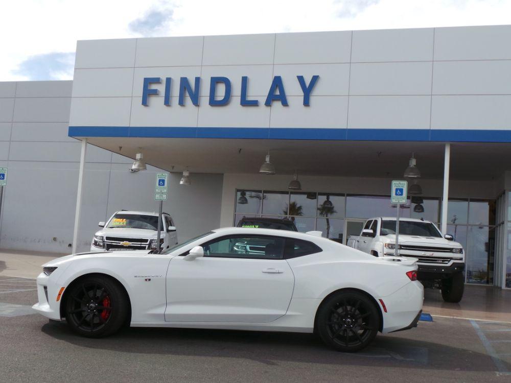 Findlay Car Dealerships Las Vegas