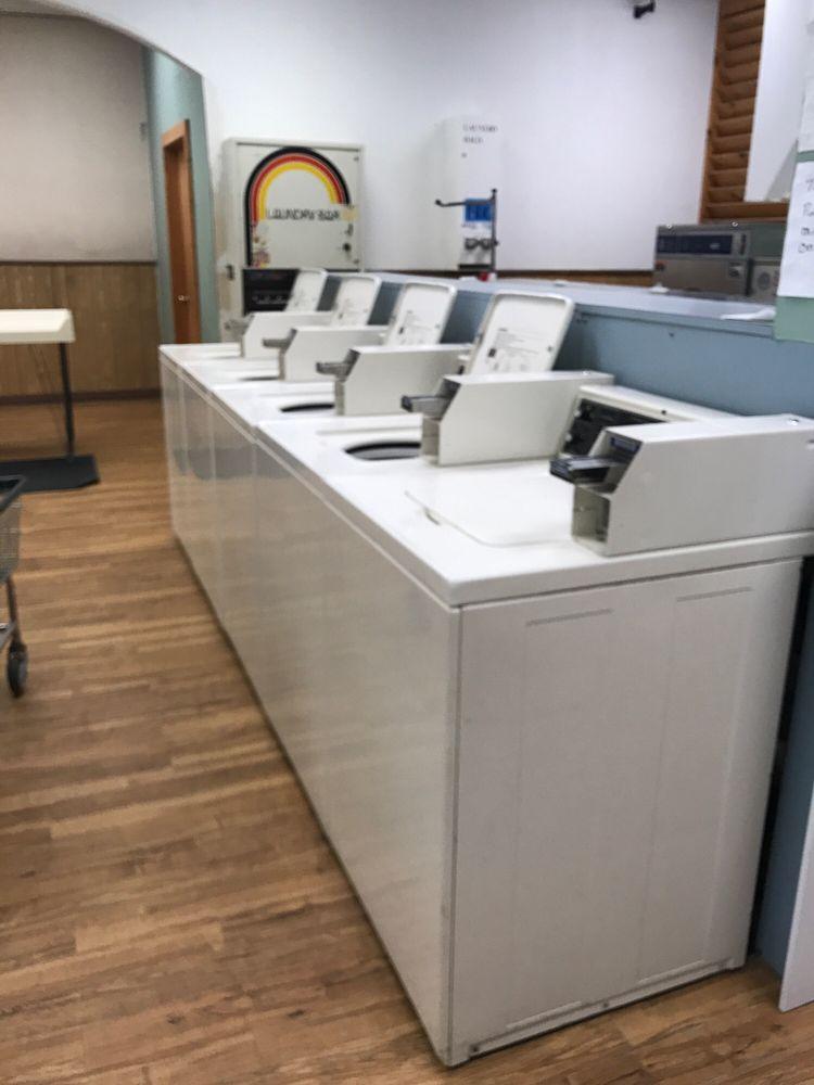 Portland Street Laundromat: 642 Portland St, Saint Johnsbury, VT