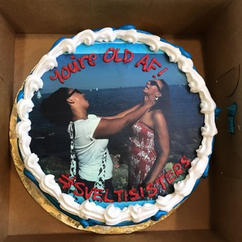 Birthday cake delivery in bay area