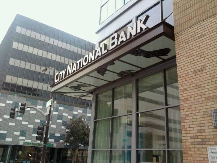 City National Bank Branch