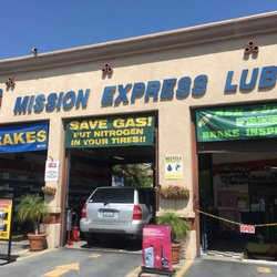 Mission Express Lube Photos Reviews Oil Change Stations - San gabriel mission car show