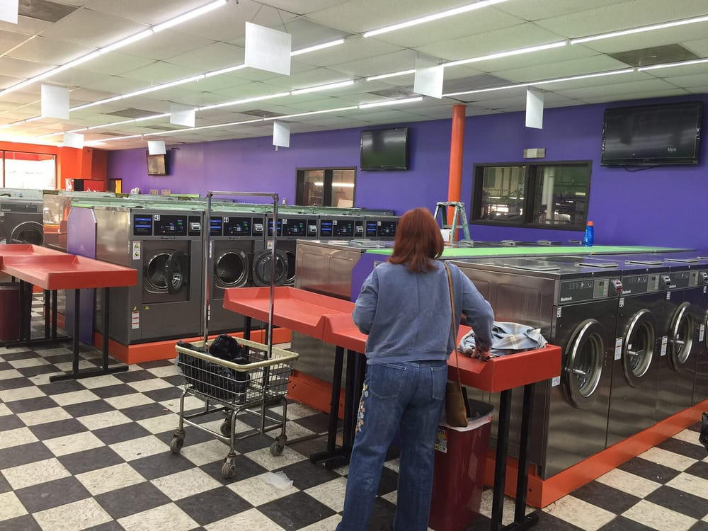 Beautiful And Clean Laundromat Yelp