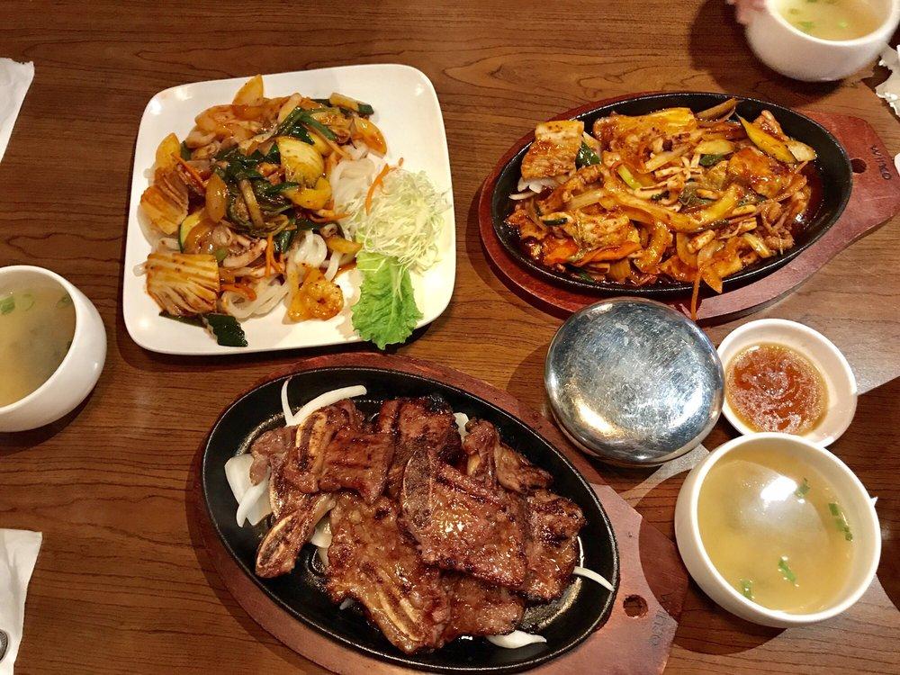 High Point Korean BBQ: 2107 Kirkwood St, High Point, NC