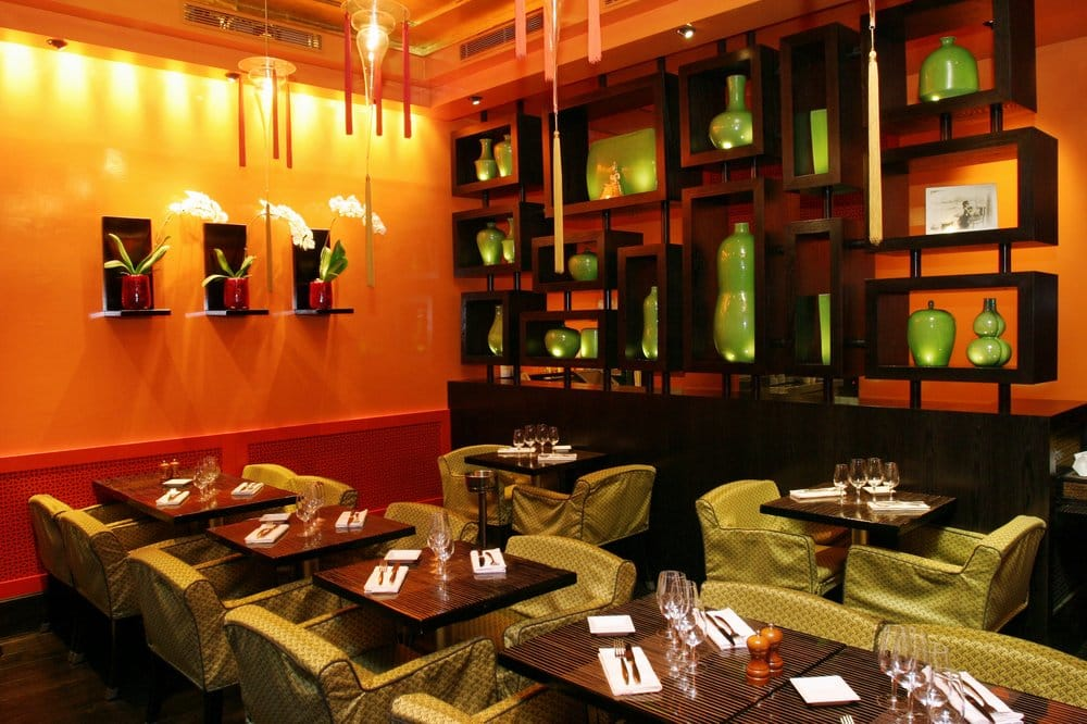 Comptoir de thiou closed asian fusion 12 ave george v champs elys es - Thiou restaurant paris ...