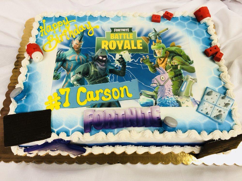 photo of cannon s custom cakes bakery newark de united states fortnite season - fortnite images for cakes