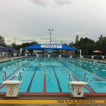 langlands park swimming pools 31 panitya st greenslopes greenslopes queensland australia