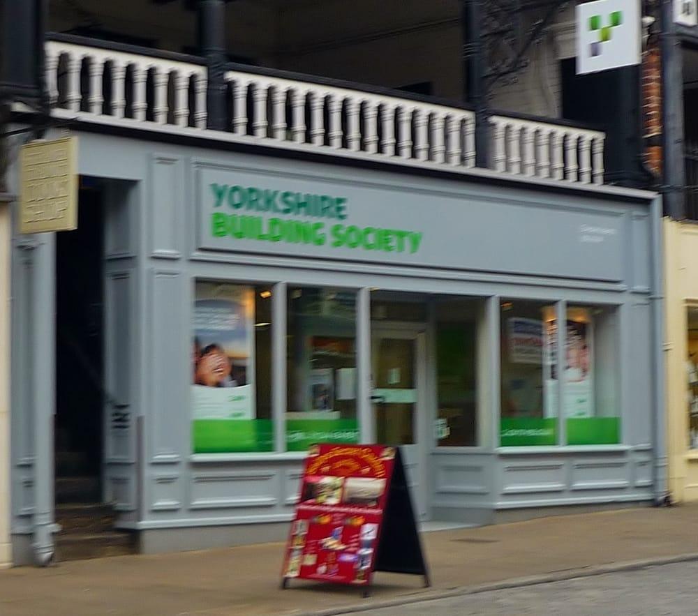 Yorkshire Building Society Near Me