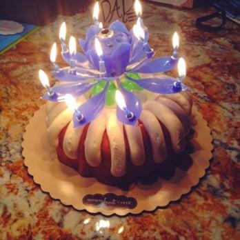 Nothing Bundt Cakes  Photos   Reviews Desserts - Bundt birthday cake