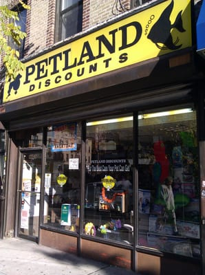 Petland Discounts Pet Stores Brooklyn Ny Yelp