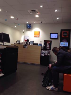 orange bordeaux lac cellulari centre commercial auchan lac bacalan bordeaux francia yelp. Black Bedroom Furniture Sets. Home Design Ideas