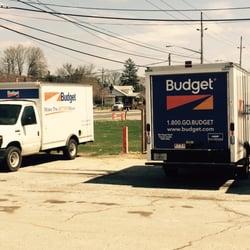 Budget truck rental fairfax va
