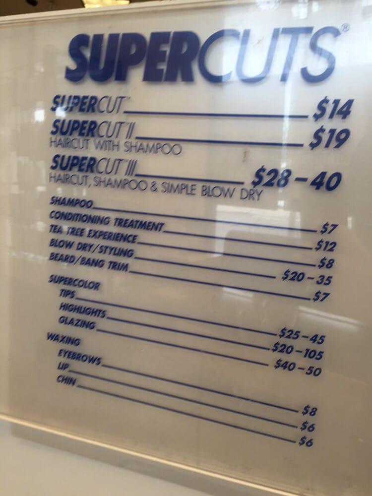 Haircut Prices Yelp