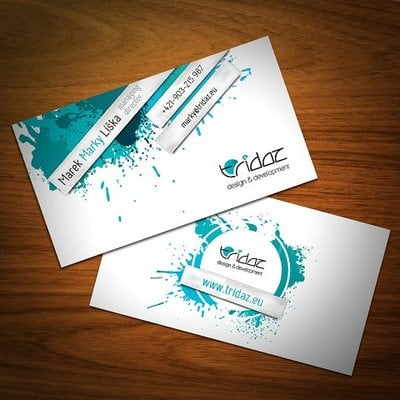 Full color business cards and flyers in one day custom business photo of full color business cards and flyers in 1 day citrus heights ca reheart Gallery