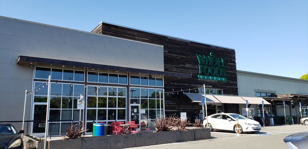 Whole Foods Market: 1025 Gilman St, Berkeley, CA