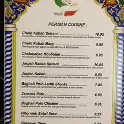 Persian Gulf Restaurant North Vancouver Bc
