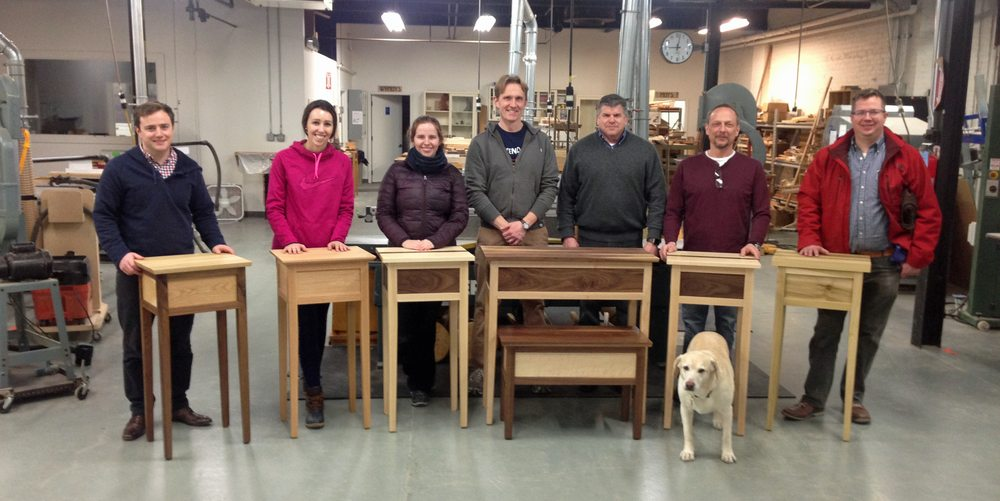 Chicago School of Woodworking: 5680 N Northwest Hwy, Chicago, IL