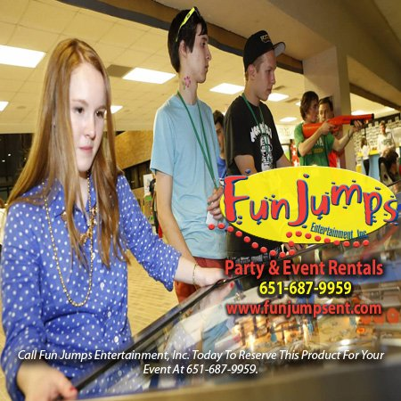 Fun Jumps Entertainment: 1340 Sibley Memorial Hwy, Mendota, MN