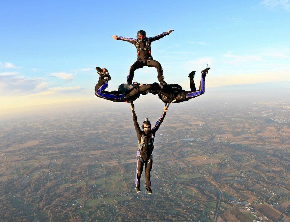 Start Skydiving Florida: 8600 Jones Ave, Mount Dora, FL