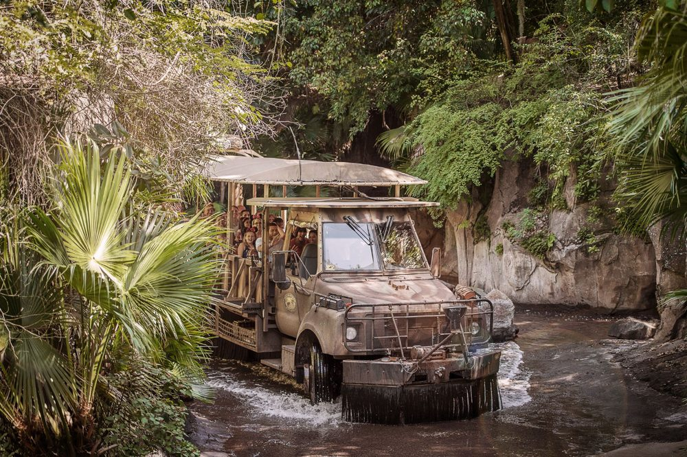 Photo of Kilimanjaro Safaris: Orlando, FL