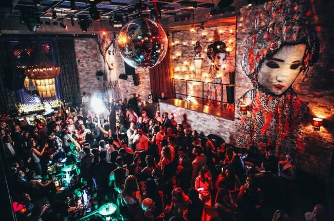 TAO Downtown Nightclub