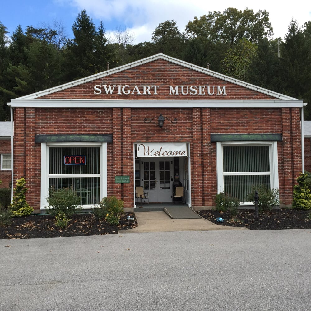 Swigart Museum: 12031 William Penn Hwy, Huntingdon, PA