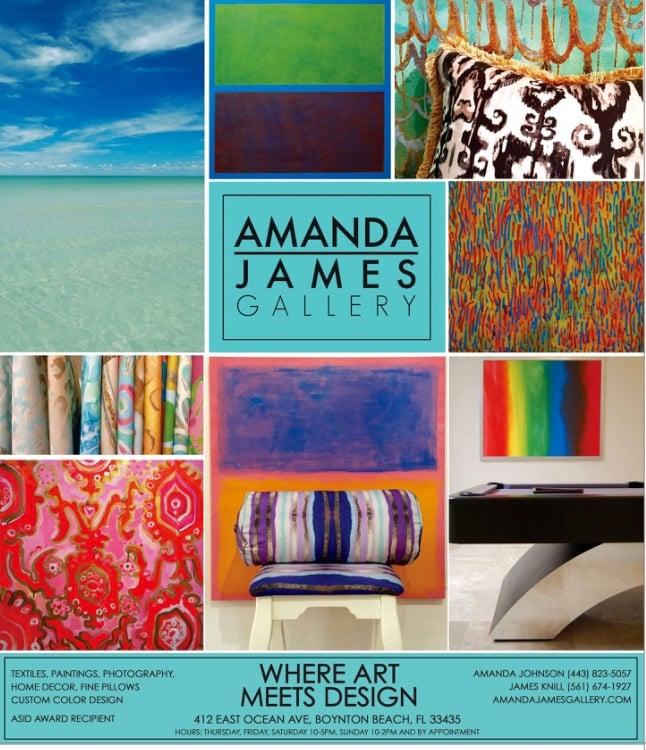 Amanda James Gallery: 400 Gulfstream Blvd, Delray Beach, FL