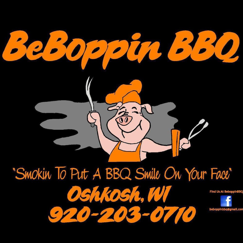 Food from BeBoppin BBQ