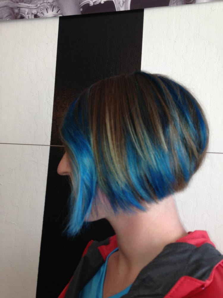 Peekaboo highlights short hair hairs picture gallery peekaboo highlights short hair photos pmusecretfo Image collections