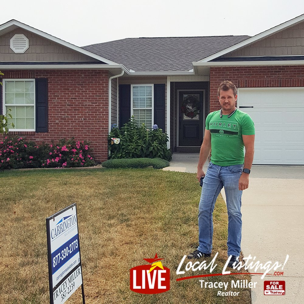 FOR SALE by Tracey: 1720 Kingsway Dr, Cape Girardeau, MO