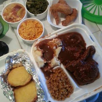 M M Soul Food Inglewood Ca