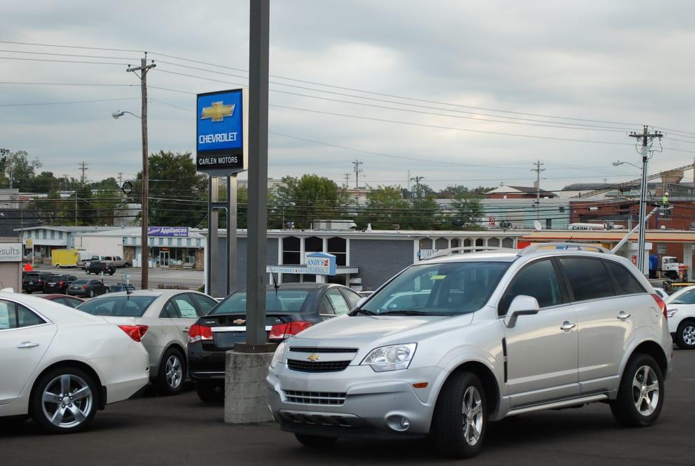 Carlen Motors: 330 W Spring St, Cookeville, TN