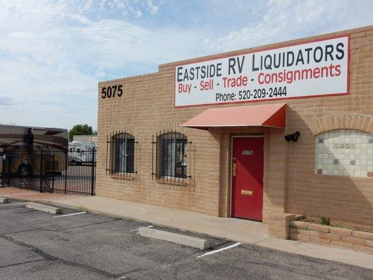 Eastside RV Liquidators 5075 E 29th St Tucson, AZ ...