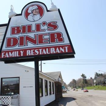 Bill S Restaurant Norwich Menu