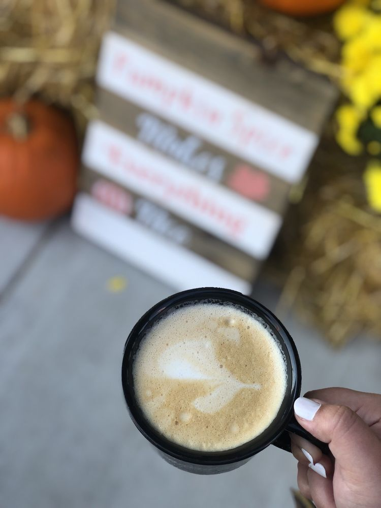 Decadent A Coffee and Dessert Bar: 11710 East Market Pl, Fulton, MD