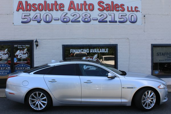 Absolute Auto Sales >> Absolute Auto Sales 206 Tyler Von Way Fredericksburg Va Auto