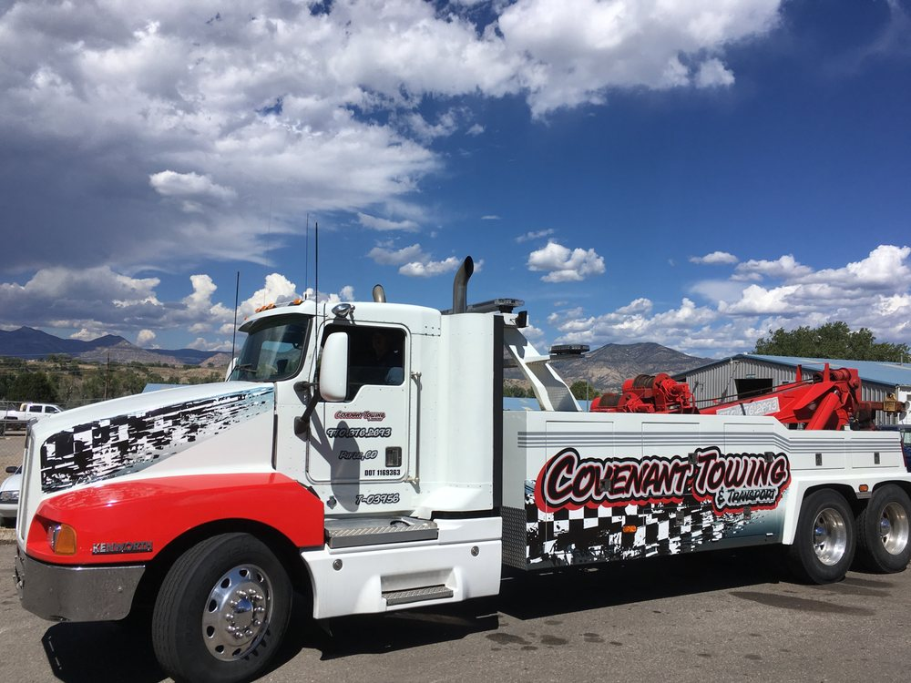 Covenant Towing and Transport Rifle: 702 Buckhorn Dr, Rifle, CO
