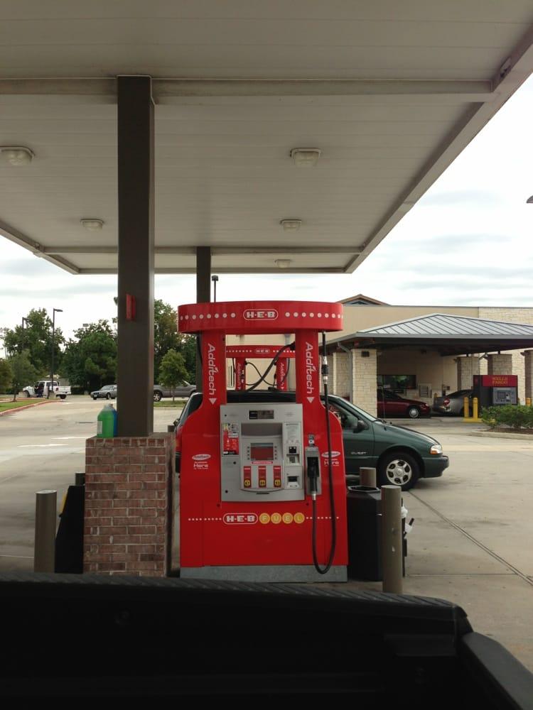 HEB Gas: 7405 Fm 1960 Rd E, Humble, TX
