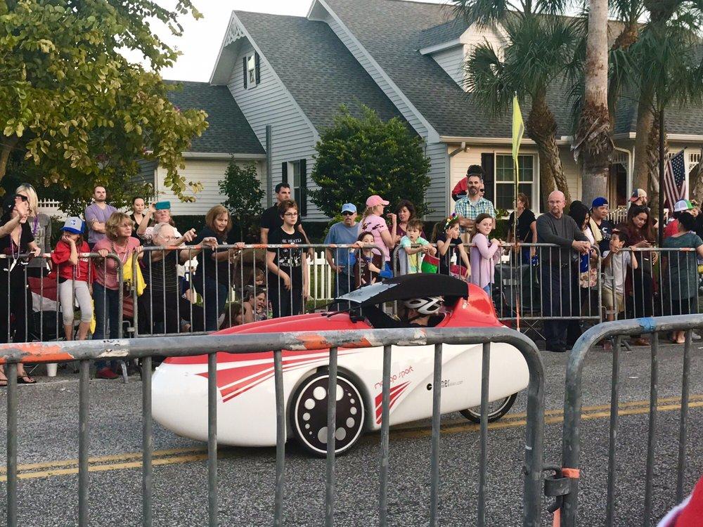 Dunedin's Old Fashioned Christmas & Holiday Parade: Main St. & Douglas, Dunedin, FL