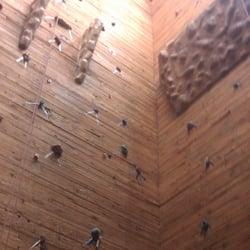 Rock climbing wichita falls tx