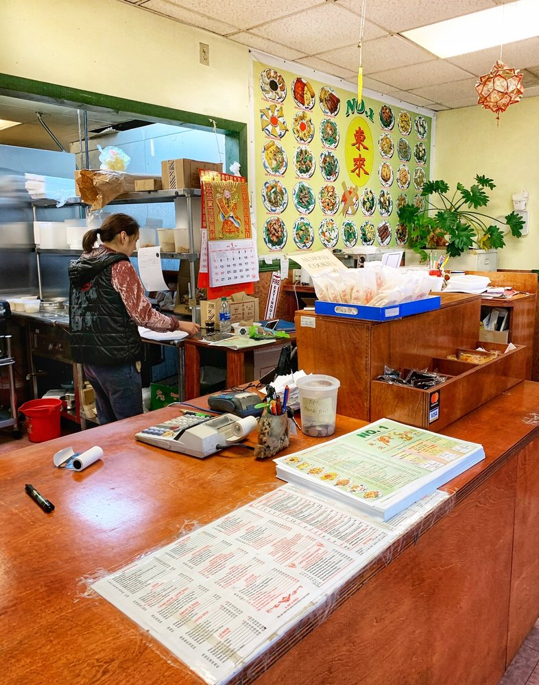 No. 1 Kitchen Chinese Food: 247 Center St, Seville, OH