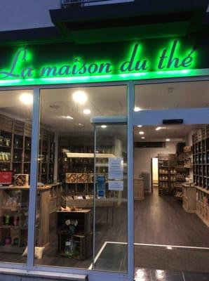 Photo Of La Maison Du The Brest France