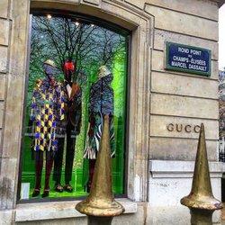 Gucci - Magasins de chaussures - 60 avenue Montaigne, Avenue  Montaigne Faubourg St-Honoré, Paris - Numéro de téléphone - Yelp 2a5a1a78297