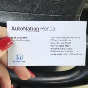 Honda Roseville Service >> Autonation Honda Roseville 91 Photos 600 Reviews Car