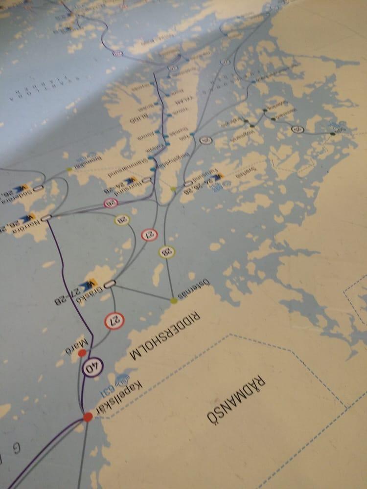 Karta Stockholmsmassan.Stockholms Skargards Karta Yelp