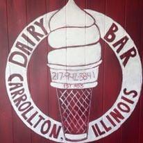 Dairy Bar of Carrollton: 334 5th St, Carrollton, IL