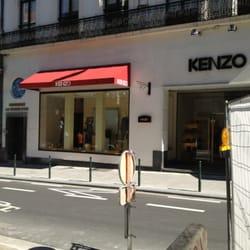 ef0014d227cd KENZO - Vêtements pour hommes - Rue de Namur 44, Quartier Royal ...