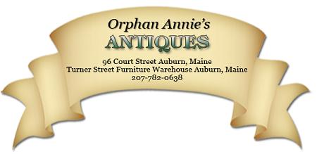 Orphan Annie's Antiques: 96 Court St, Auburn, ME